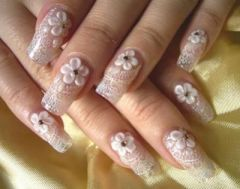 ongles -fleurit